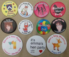 Buy Personalised Badges