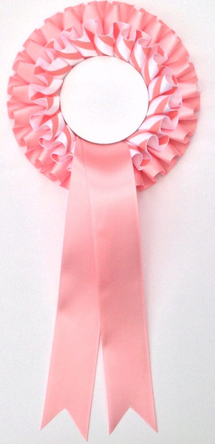 Dual - Pink/ Pink Stripe